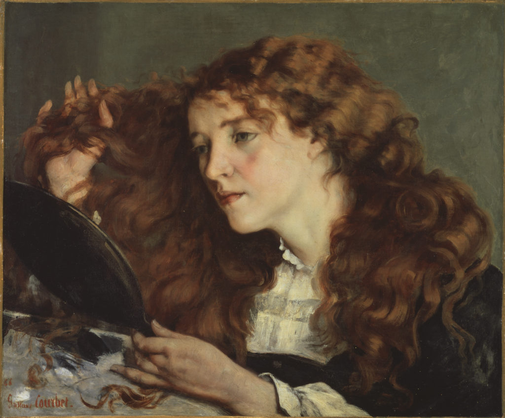 Jo, la belle Irlandaise, 1866, Stockholm Nationalmuseum, domaine public