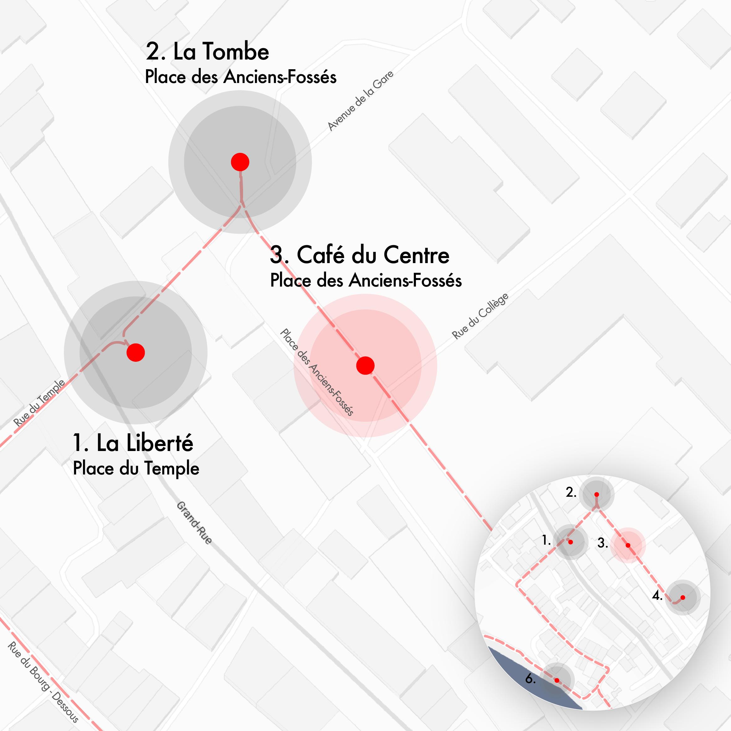 3. Le Café du Centre