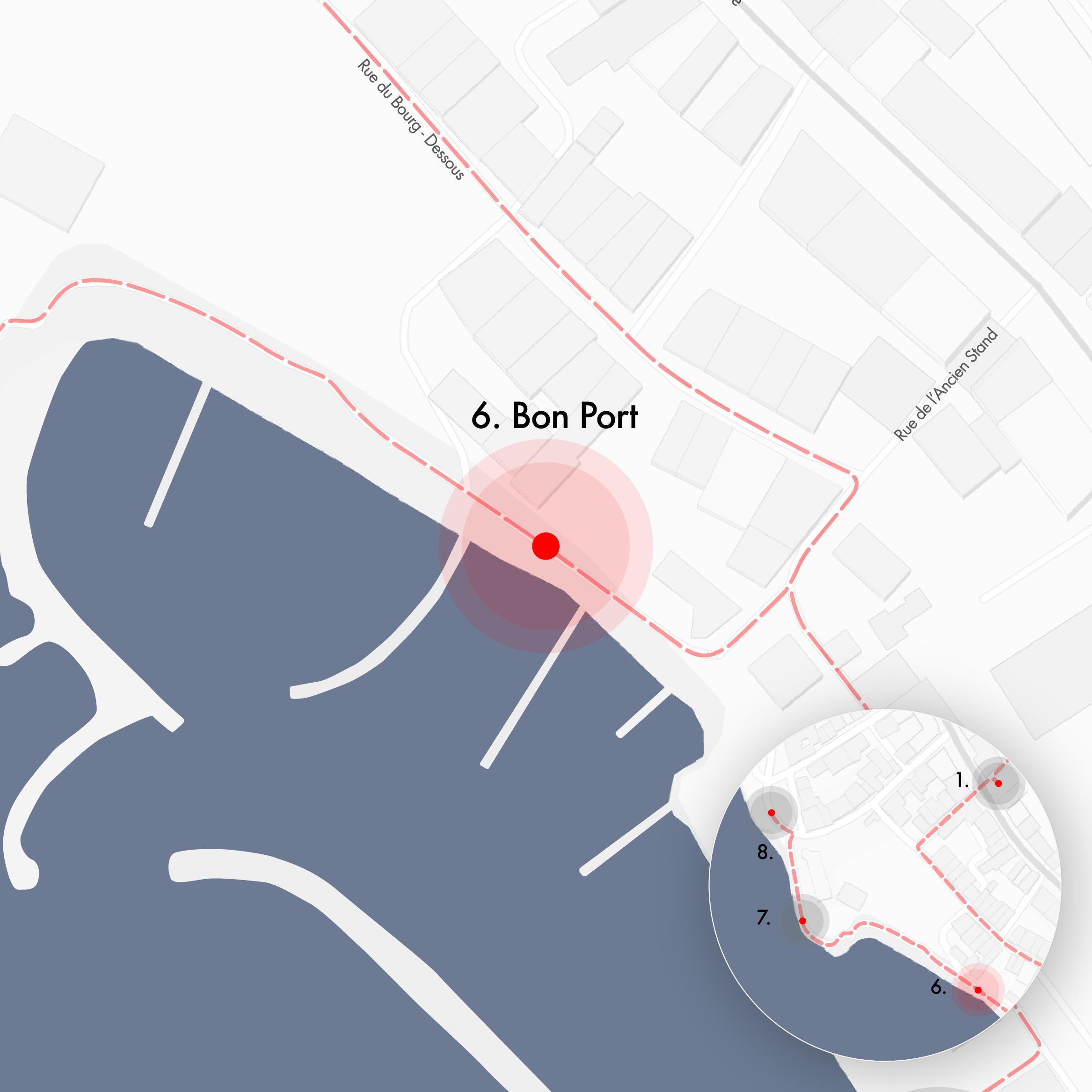 6. Bon Port